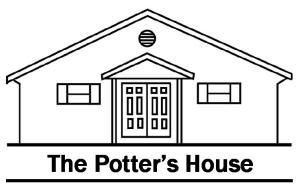 Potters House logo