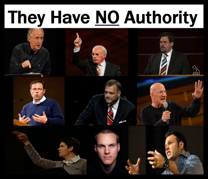 No Authority 1