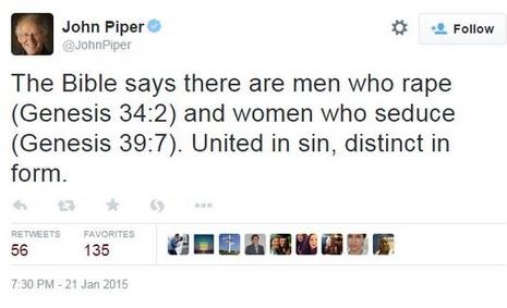 Piper on Rape
