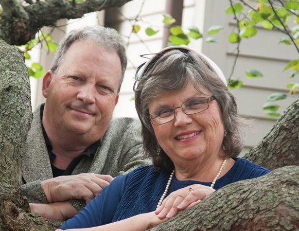 Paul and Susan
