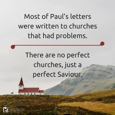 perfect church
