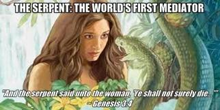 serpent mediator
