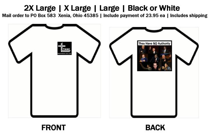 NA Tee Shirt White