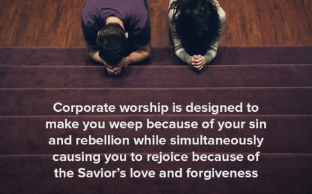 worship and sin