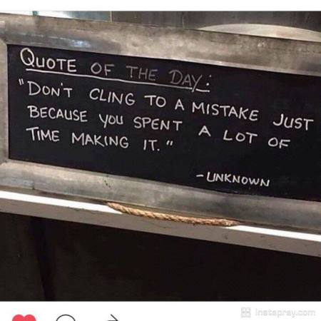 dont-cling-to-mistake