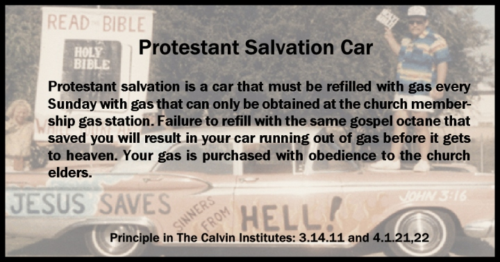 Salvation Car 1