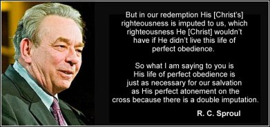 RC Sproul Double Imputation