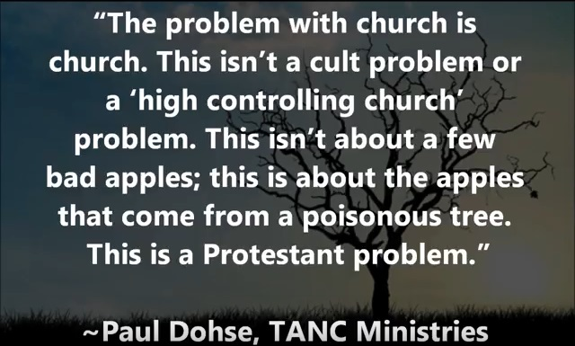 The Problem with Church
