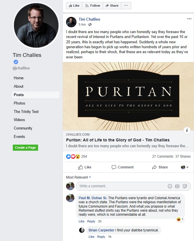 Puritan 1