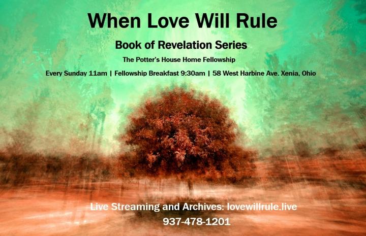 Love will rule Print Version